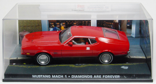 James Bond Collection Nº 13 Mustang Mach