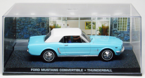 James Bond Collection Nº 30 Ford Mustang Convertible