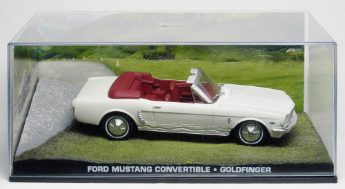 James Bond Collection Nº 35 Ford Mustang Convertible