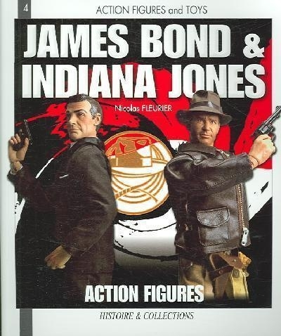 James Bond & Indiana Jones figures