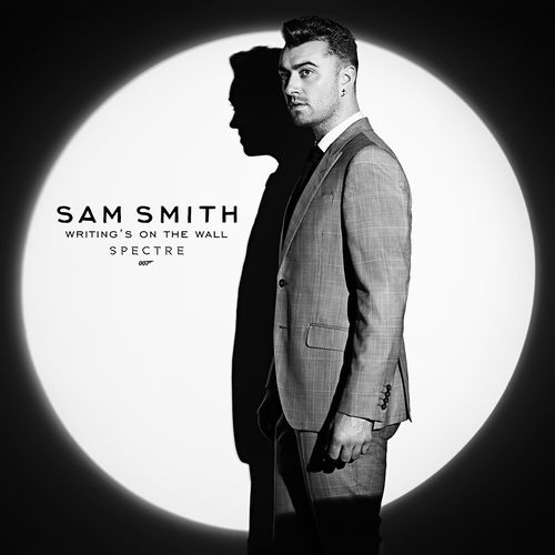 "CD-SINGLE Sam Smith tema principal de Spectre ""Writing's on the wall"" B.S.O."
